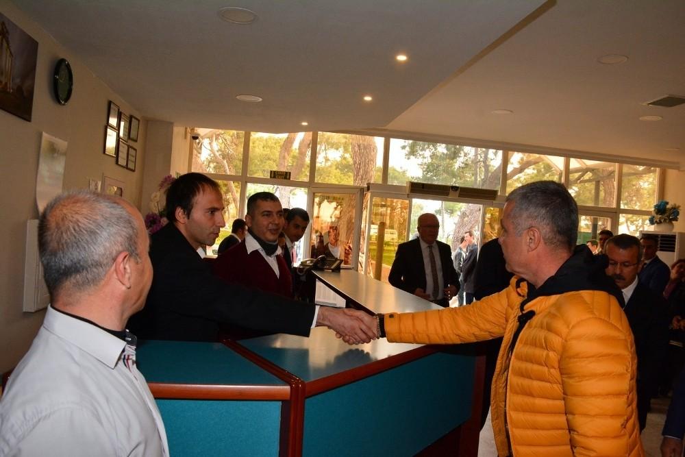 Manavgat Belediyesi'nde Kadro sınav heyecanı