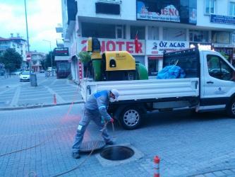 Manavgat'ta Sinekle mücadele çalışmaları