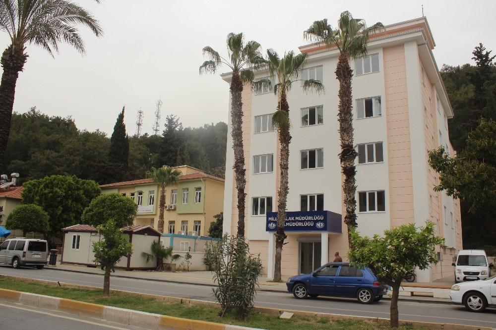 Milli Emlak ve Mal Müdürlüğü Yeni hizmet binası