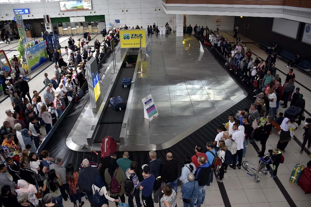 Rus turistler son 3 yılın rekorunu kırdı