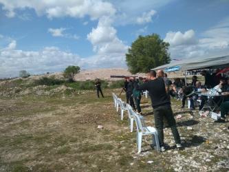 Serik'te atıcılık yarışları