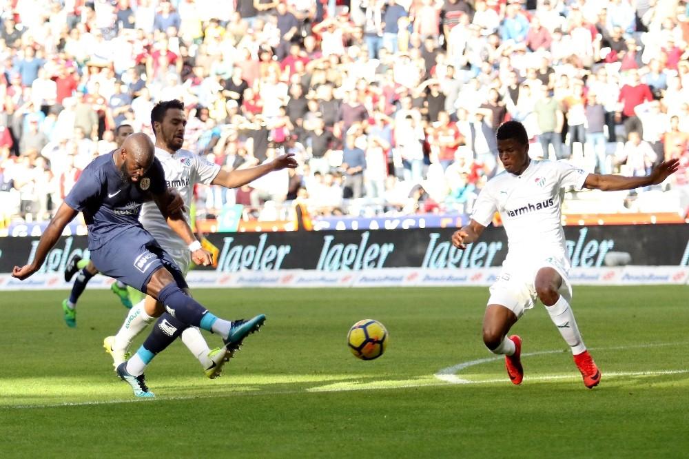 Spor Toto Süper Lig: Antalyaspor: 2 – Bursaspor: 0