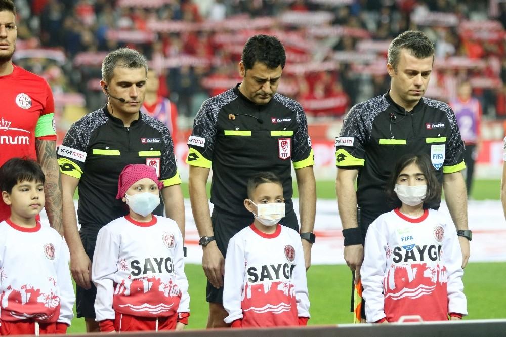 Süper Lig:- Antalyaspor: 0 – Demir Grup Sivasspor: 1 (İlk yarı)
