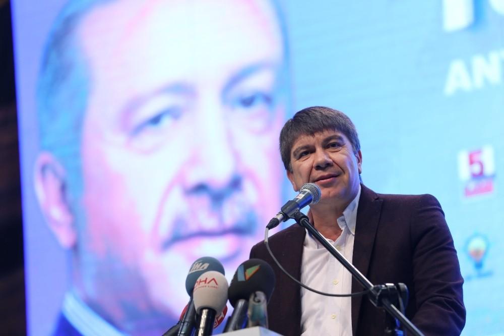 """Türel """"Antalya'nın geleceğinden taviz vermeyeceğiz"""""""
