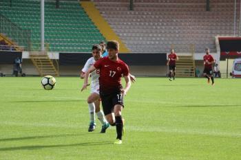 U21 Avrupa Şampiyonası Grup Eleme: Türkiye: 4 – Malta: 2