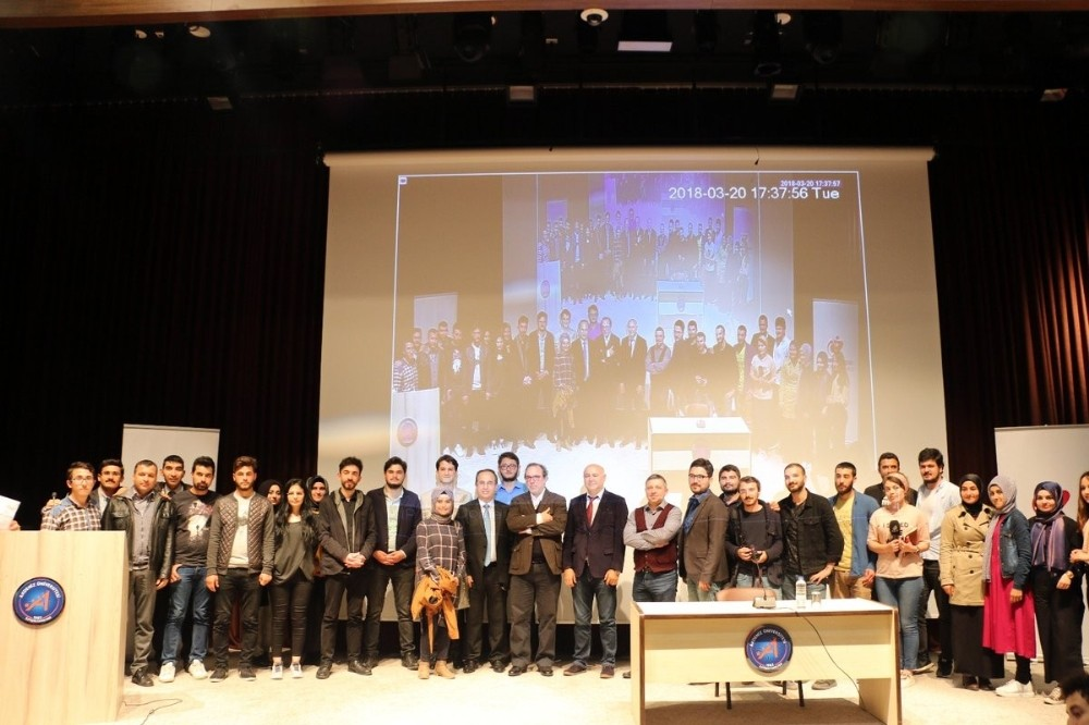 Usta Yönetmen Kaplanoğlu, öğrencilerle buluştu
