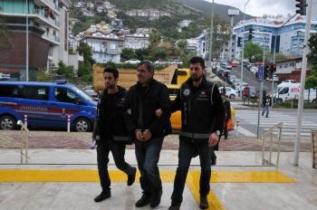 Uyuşturucu baskınında gözaltına alınan şüpheli tutuklandı