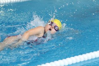 23 Nisan Şenlikleri Yüzme Yarışı