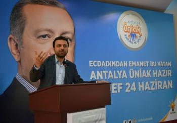 AK Parti Milletvekili Mustafa Köse: