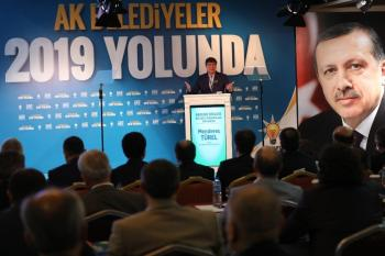 AK Parti Yerel Yönetimler Akdeniz Bölge Toplantısı