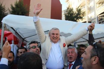 ALTSO Başkanı Mehmet Şahin, güven tazeledi