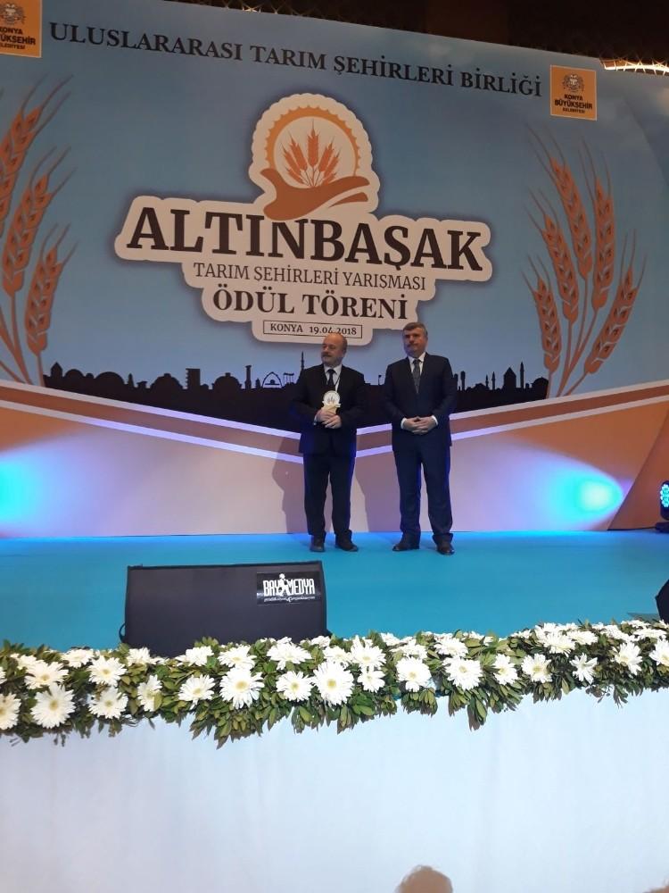 Antalya Büyükşehir Belediyesi'ne 2 ödül birden