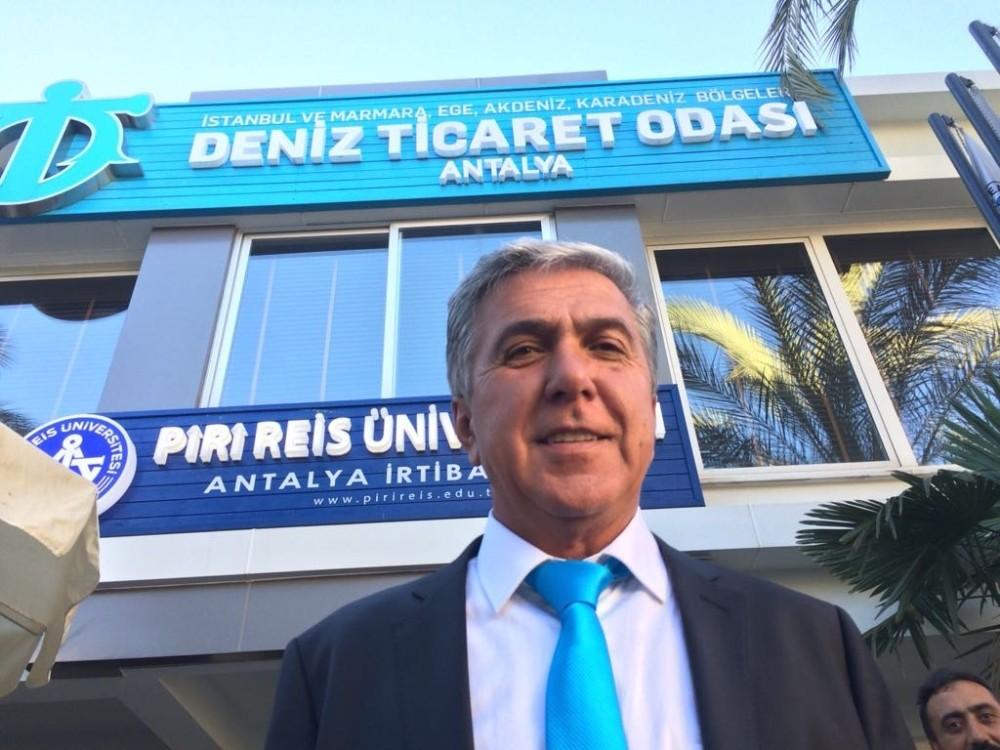 Antalya DTO'da Çetin dönemi