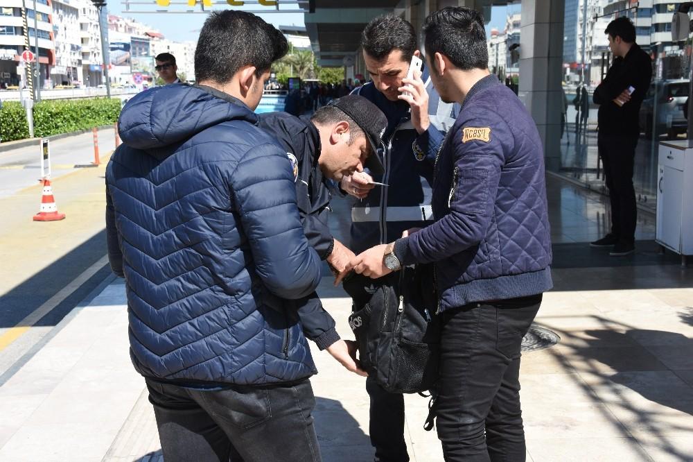 Antalya'da 975 polisle huzur uygulaması