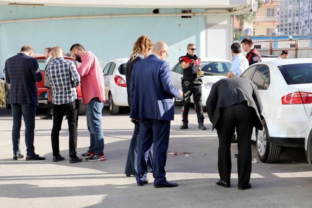 Antalya'da avukata silahlı saldırı
