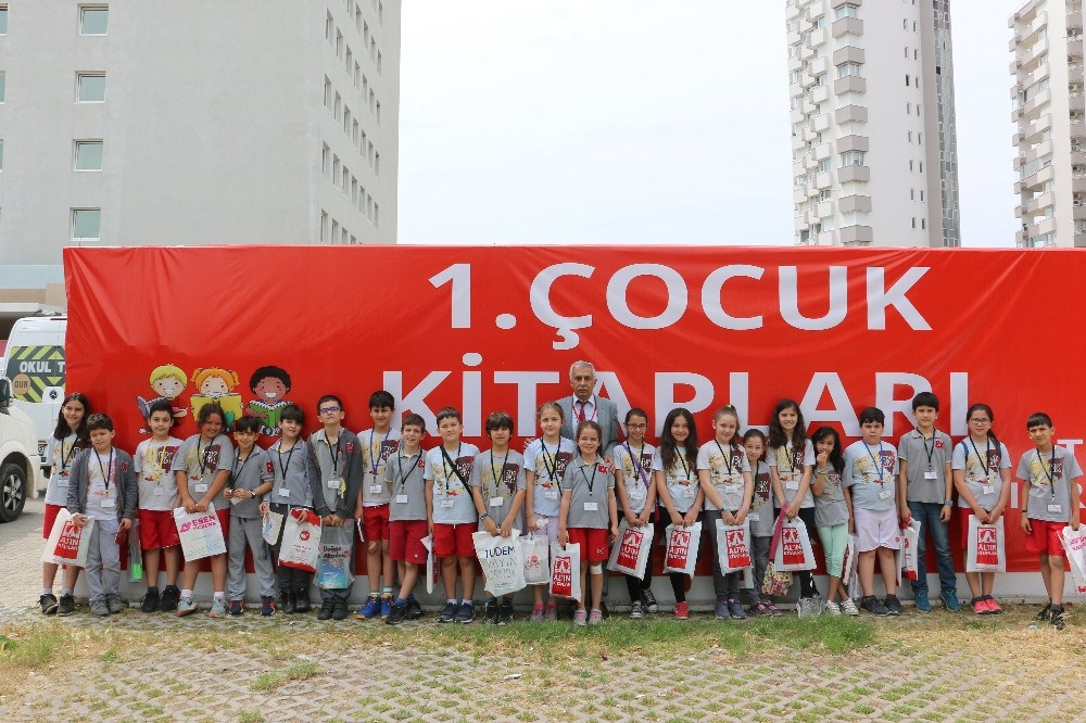 Antalya'da çocuk kitapları fuarı