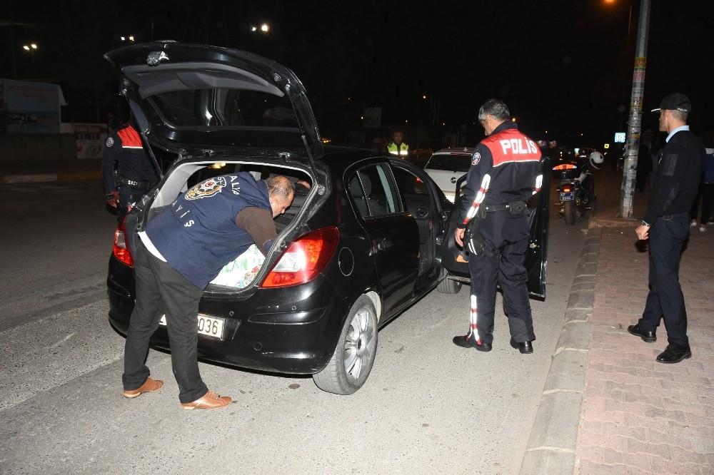 Antalya'da umuma açık yerler denetlendi