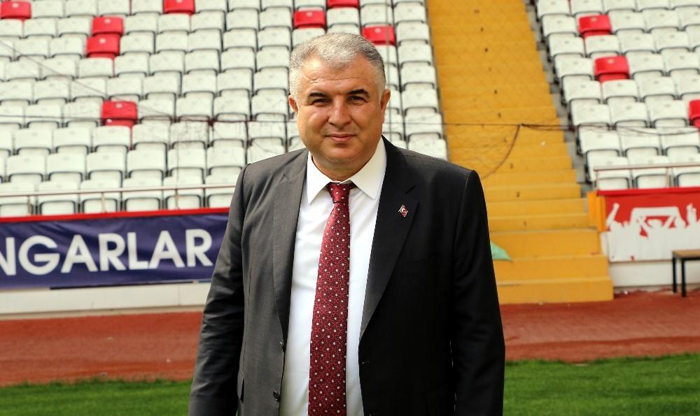 Antalyaspor Başkanı Bulut'tan Eto'o protestosu yorumu