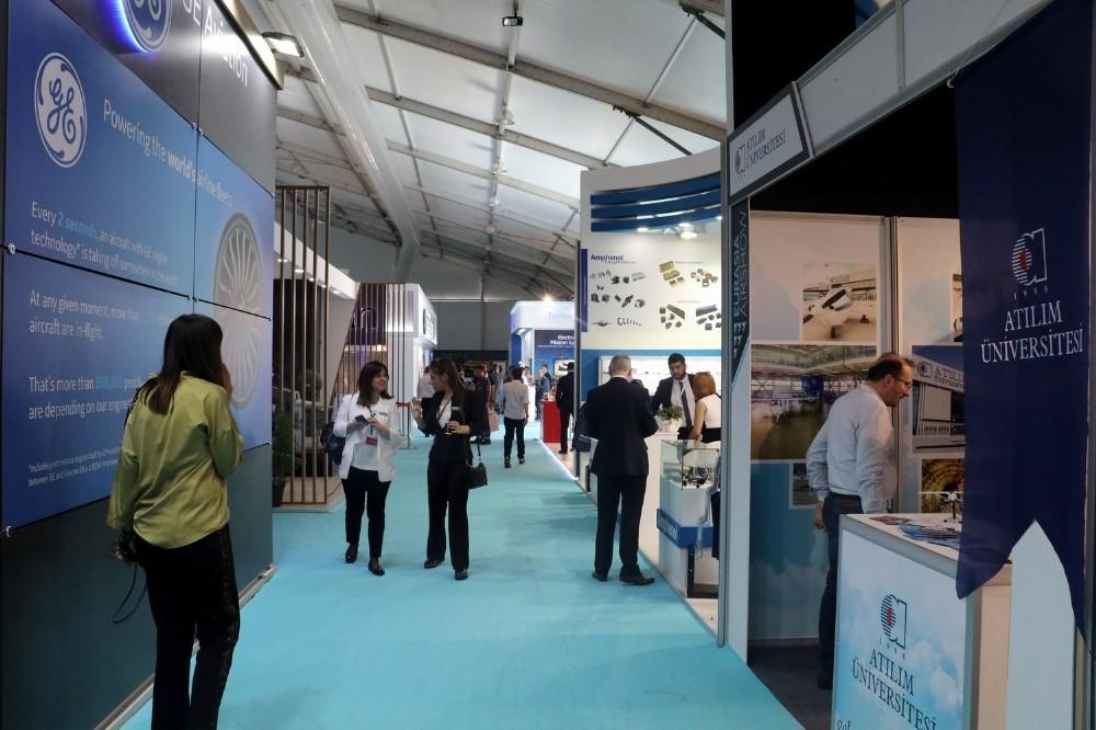 Atılım Üniversitesi Eurasia Airshow'da yerini aldı