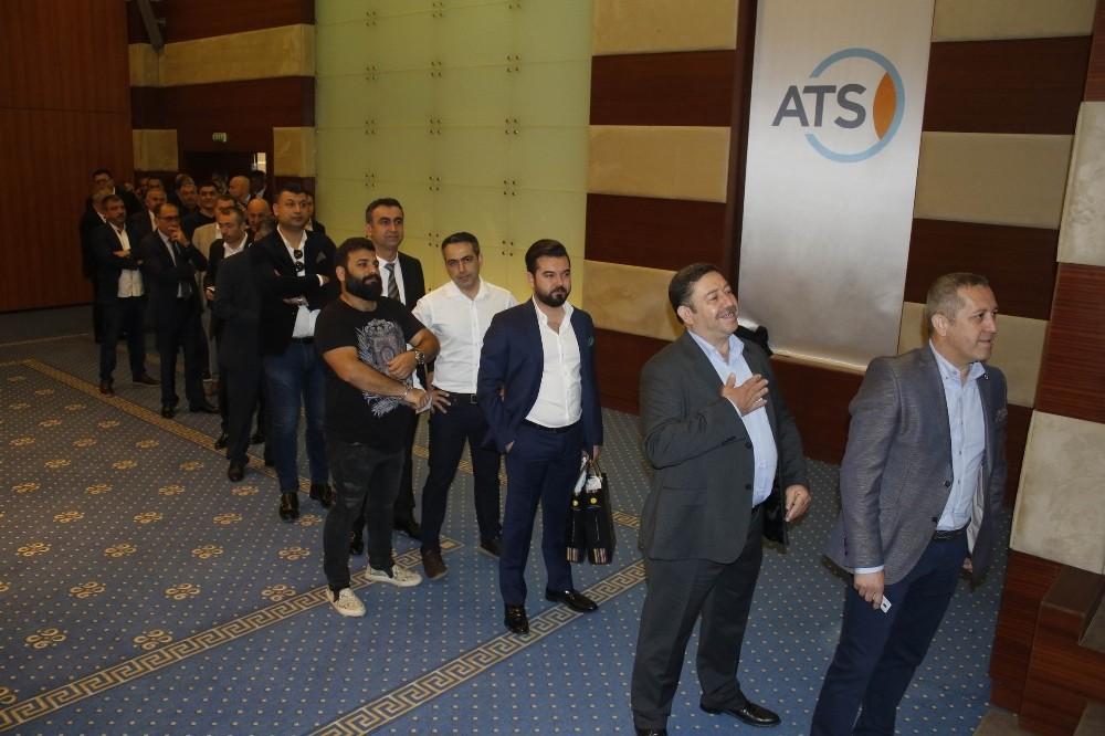 ATSO seçimlerindeki kamera itirazı reddedildi