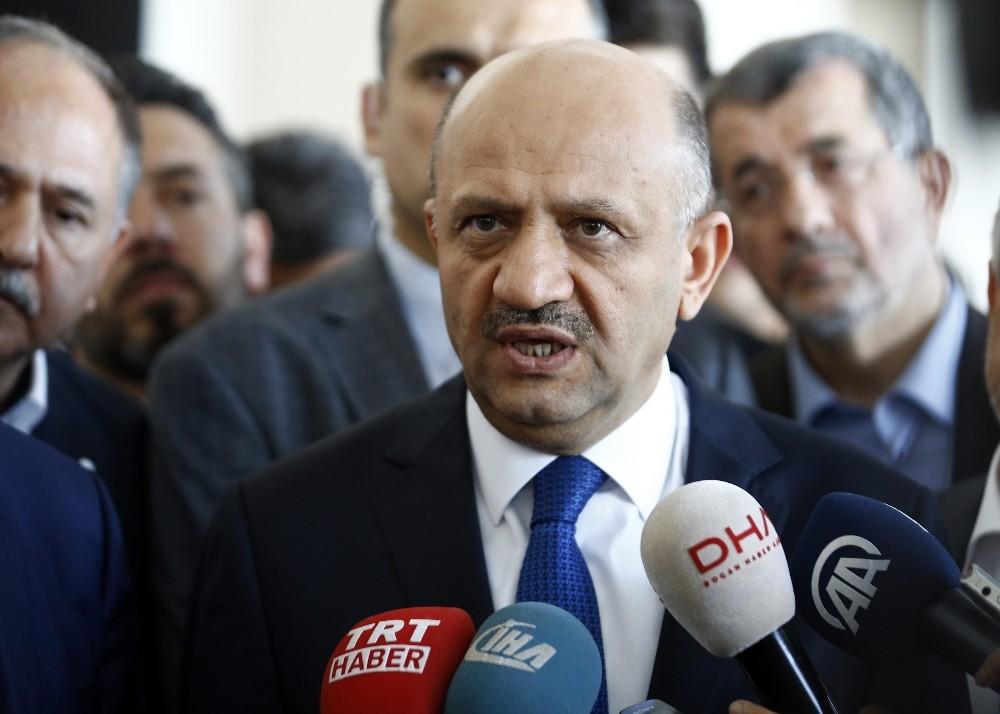 Başbakan Yardımcısı Fikri Işık'tan Duma açıklaması