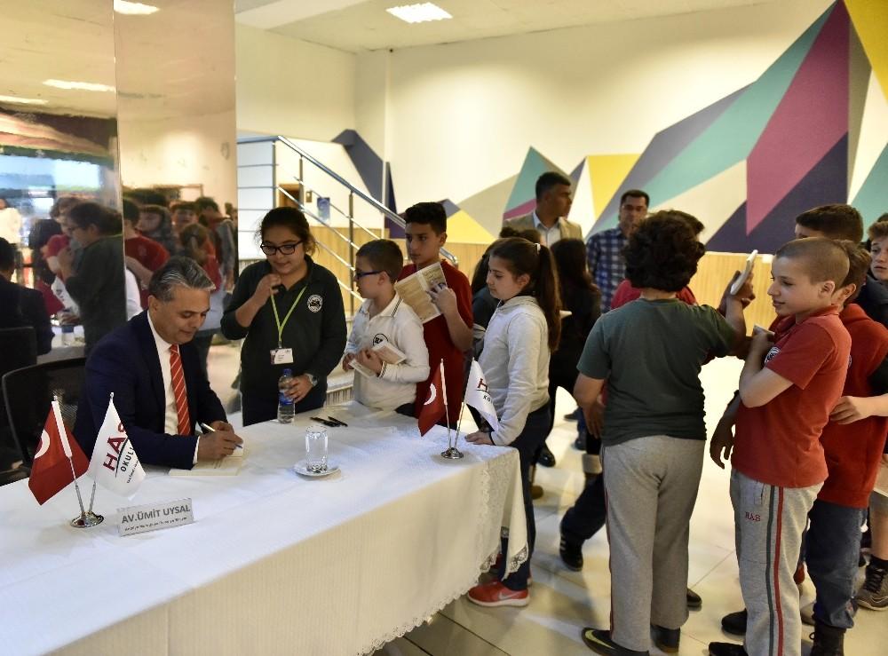 Başkan Uysal, öğrencilerle buluştu