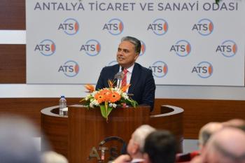 Başkan Uysal'dan 'Şok dalgası' uyarısı