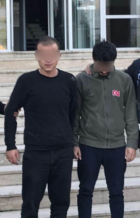 Demre'de uyuşturucu operasyonunda 3 tutuklama