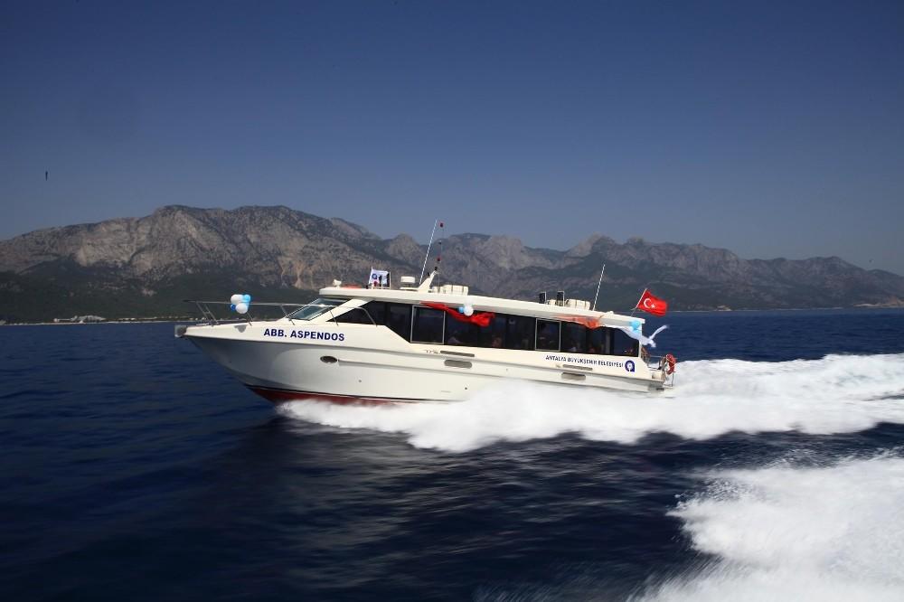 Deniz otobüslerinde bahar tarifesi 1 Mayıs'ta başlıyor