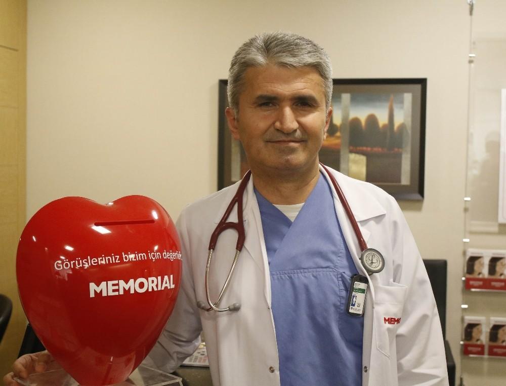 """Kardiyoloji Uzmanı Dr. Günay: """"Kalp krizi daha çok yemeklerden sonra oluyor"""""""