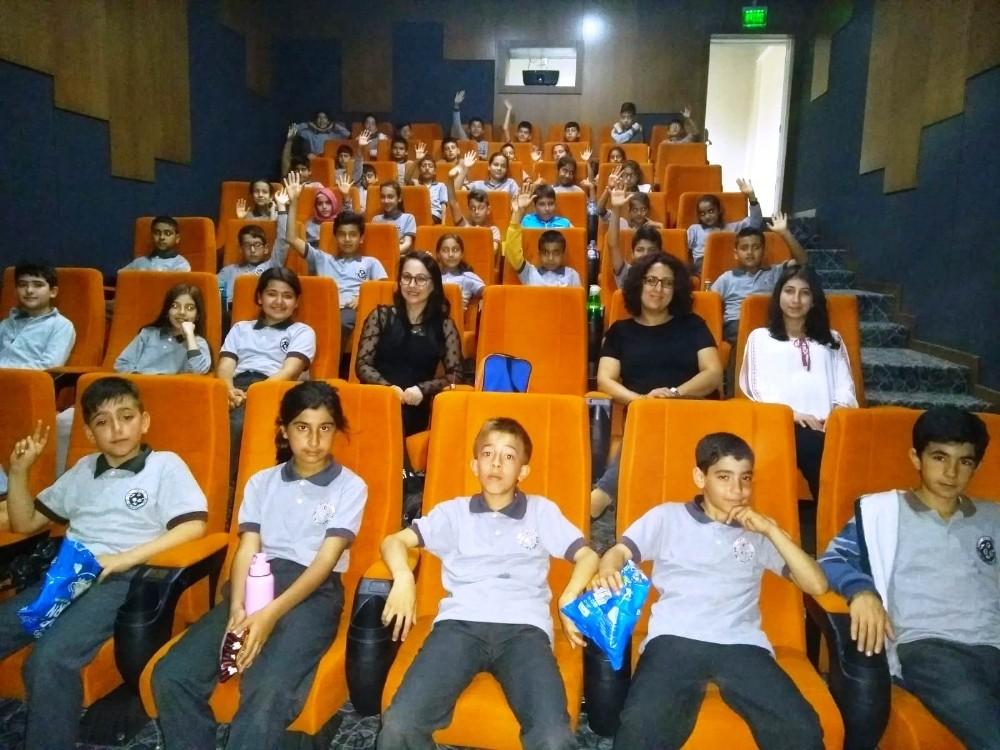 Kepez 2. Çocuk Filmleri Festivali başladı