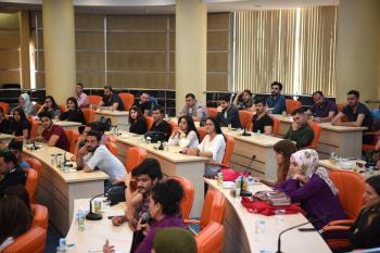 Kepez Belediyesi'nden gençlere Çalıştay
