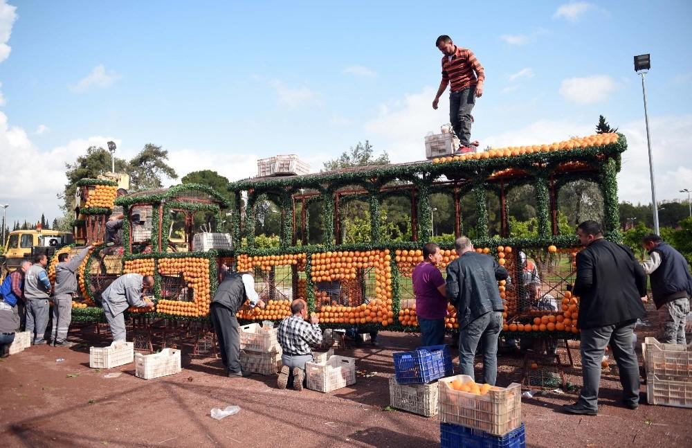 Kepez'de 'Portakal Çiçeği Festivali'