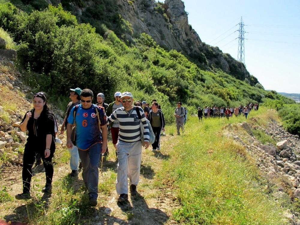 Kepezliler, Çakış Barajına Yürüdü