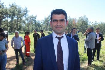 Kilis Göç İdaresi Müdürlüğü'ne Hasan Kahraman atandı