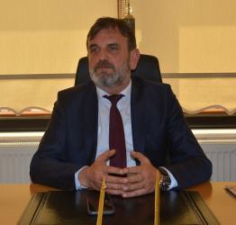 -Korkuteli Belediye Başkanı Hasan Gökçe, aday adaylığı için istifa etti