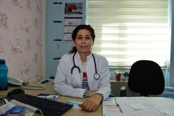 Kumluca Devlet Hastanesi'ne Çocuk Uzmanı atandı
