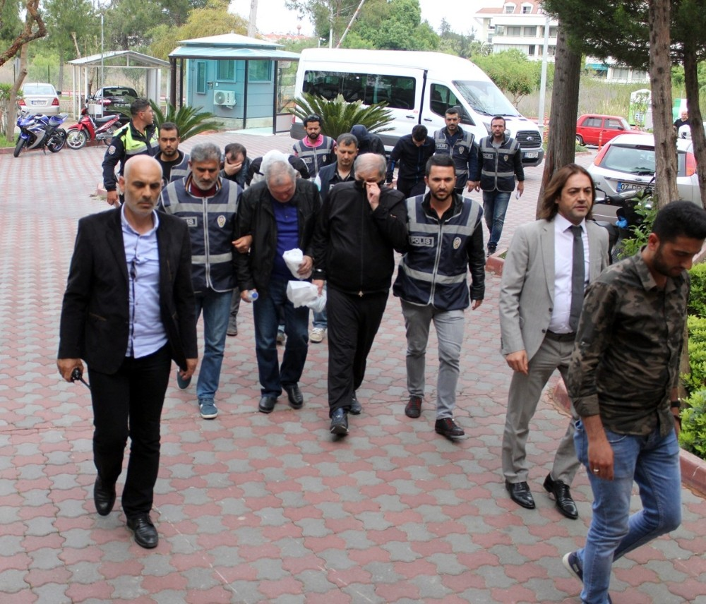 'Mafya lideri' cinayeti şüphelileri serbest bırakıldı