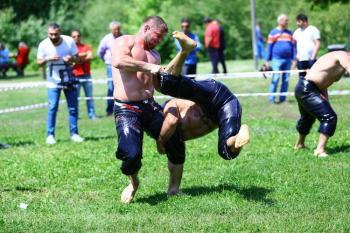 Manavgat güreşçileri 6 Mayıs'ta