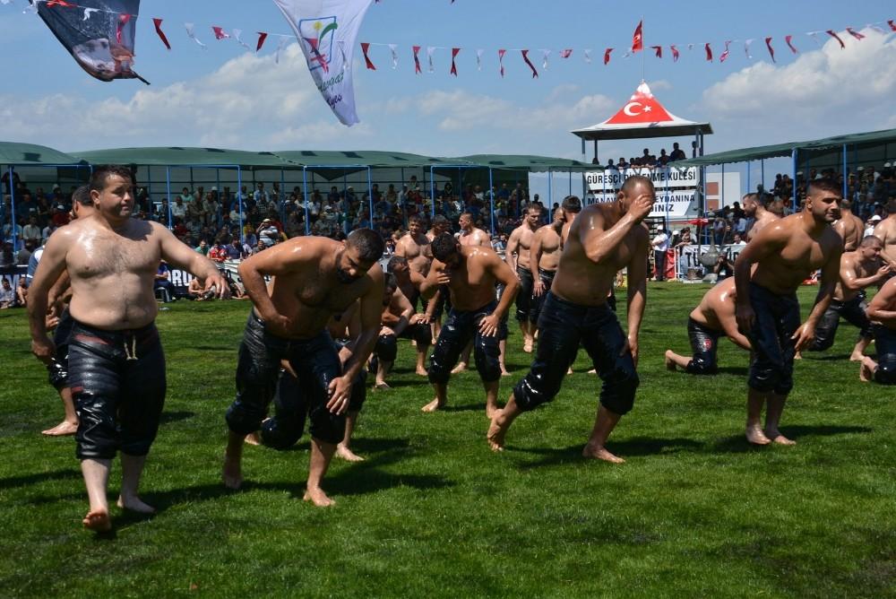 Manavgat Güreşleri 6 Mayıs'ta