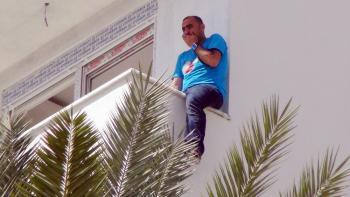 Manavgat'ta intihar girişimi