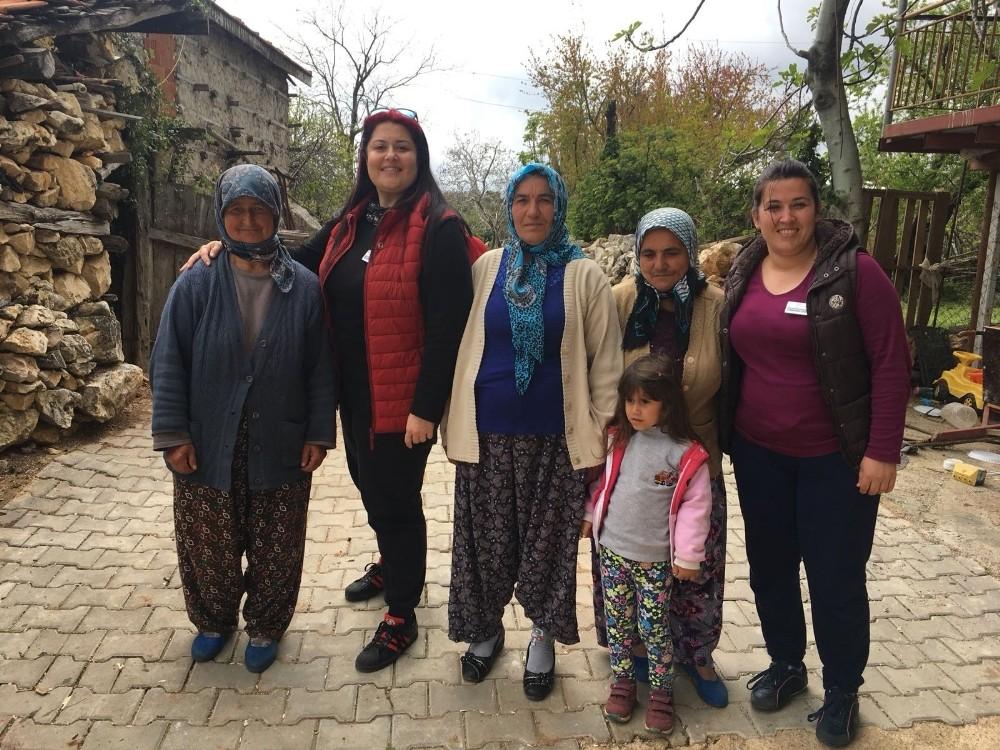 Manavgat'ta kadınlara özel davet