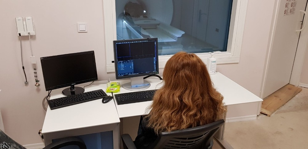 Manavgat'ta Modern MR cihazı hizmete girdi