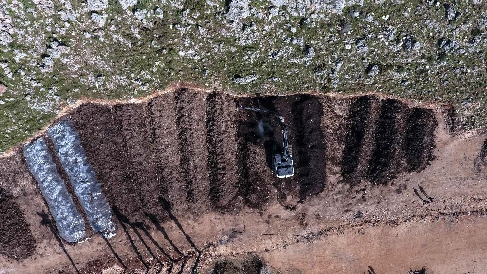 Muratpaşa'da bahçe ve dal atıkları gübreye dönüşüyor