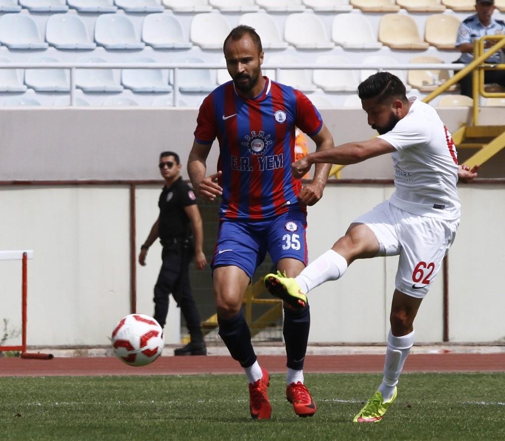 Nevşehirspor son dakika golüyle 3. Lig'e yükseldi