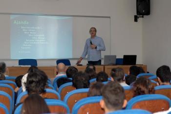 Öğrencilere Siber Güvenliği anlatıldı