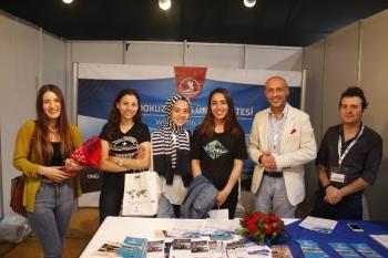 Ondokuz Mayıs Üniversitesi Antalya'da tanıtıldı