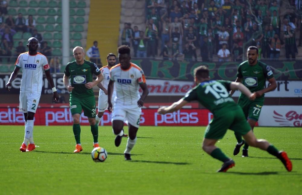 Spor Toto Süper Lig: Alanyaspor: 3 – Akhisarspor: 1 (Maç sonucu)