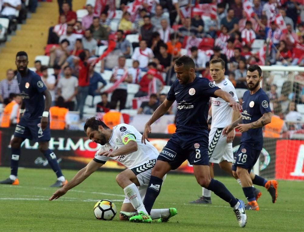 Spor Toto Süper Lig: Antalyaspor: 0 – Atiker Konyaspor: 0 (Maç sonucu)