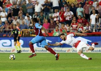 Spor Toto Süper Lig: Antalyaspor: 1 – Trabzonspor: 2 (Maç sonucu)